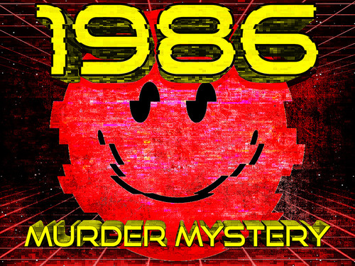 1986 | A spine-chilling 1980s murder mystery party.