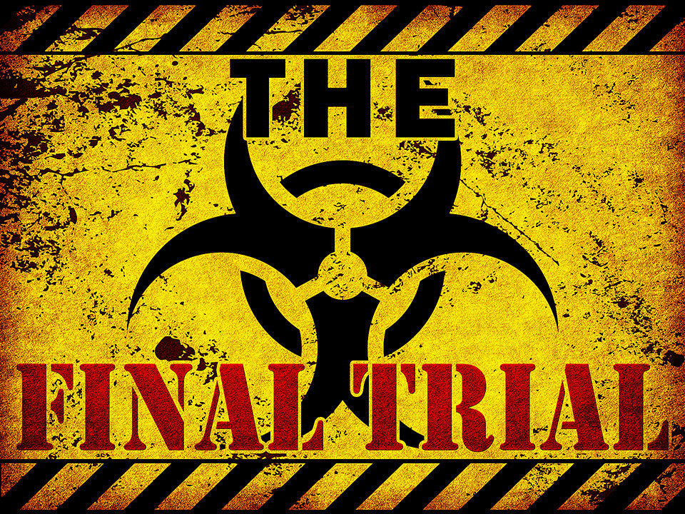 The Final Trial | A fun family game to play at home for 1 to 100+ players of all ages