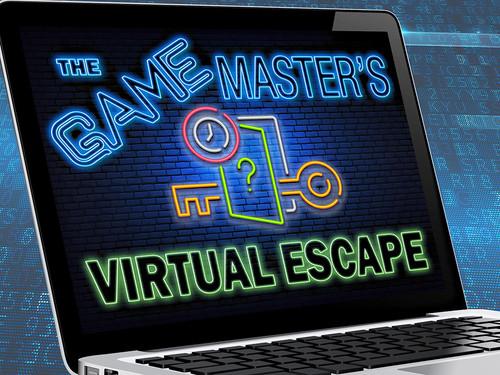 The Game Master's Virtual Escape | a virtual escape mystery game.