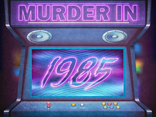 Murder in 1985 | A Virtual 1980's Themed Murder Mystery Game