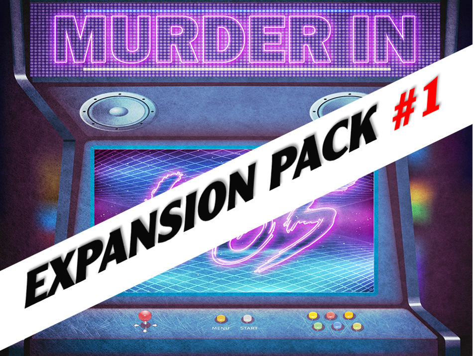 Murder in 1985 | Expansion pack for the 1980's virtual murder mystery game.