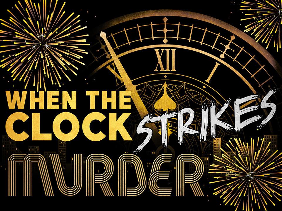 When the Clock Strikes Murder | Virtual Mystery