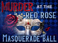 Red Rose Masquerade Ball. A virtual murder mystery game.