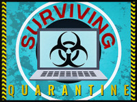 Surviving Quarantine | a virtual challenge game.