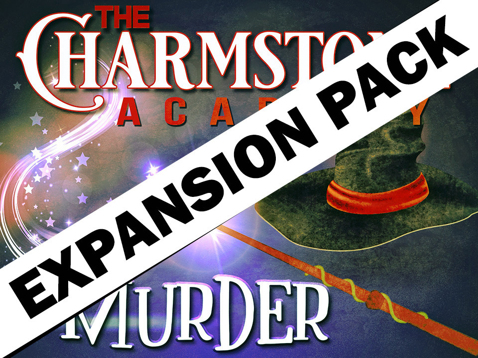 Murder at Charmstone Academy | Expansion pack