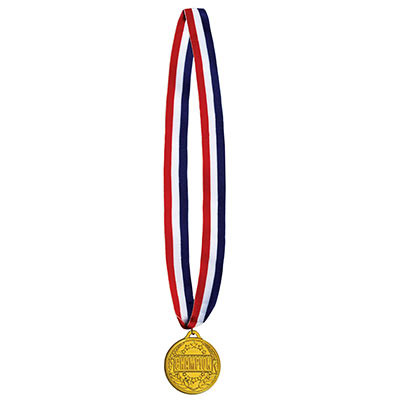 Gold medal for mystery parties