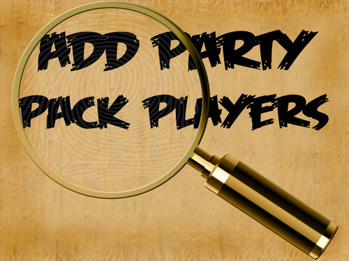 Add a character to a boxed set of a murder mystery party