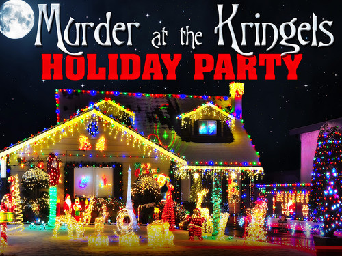 Kringels Christmas murder mystery party