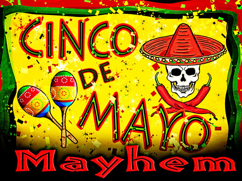 Cinco de Mayo murder mystery party game