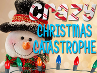 Crazy Christmas Catastrophe instant download mystery party