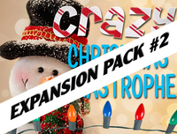 Expansion pack #2 for Christmas Castastrophe mystery party