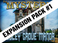 Expansion pack #1 for Mystery at Godley Grove Manor mystery party