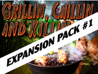 Expansion pack #1 Summer mystery party game