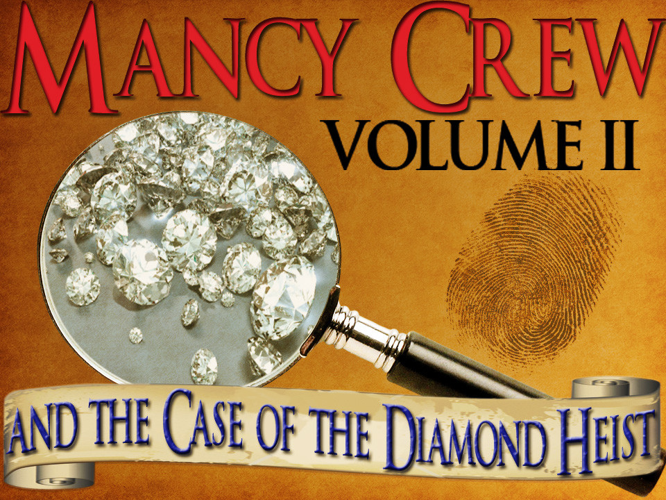 Diamond Heist Mancy Crew mystery party expansion pack