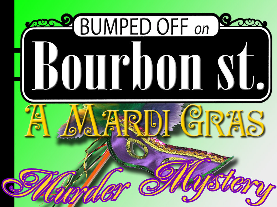 Bourbon Street mystery party