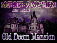Old Doom Mansion mystery party