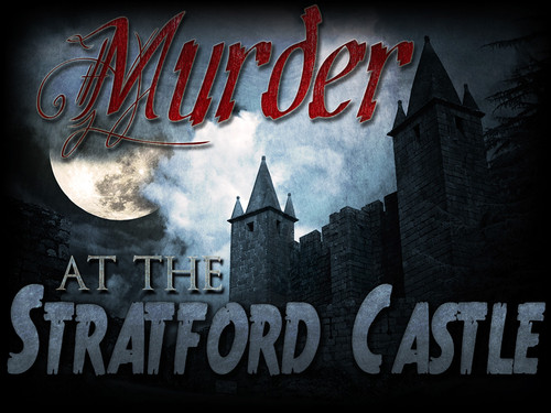Stratford Castle traditional murder mystery party