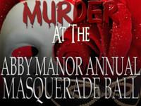 Abby Manor masquerade murder mystery