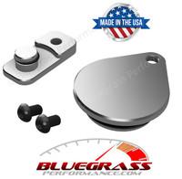 LS 5.3 6.0 Truck Intake EGR Evap Block off plate Delete plug silverado sierra