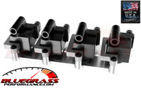 GM Silverado Truck 4.8 5.3 Coils Brackets LS LS Swap LS1 Relocation Kit relocate