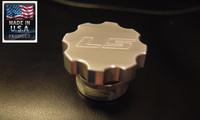 LS Engine Oil Cap CNC Machined Billet Aluminum LS1 LS2 LSX LS swapped