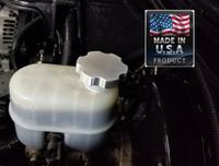 2009-2013 Silverado Chevy Truck Brake master cylinder cap Cover 6061 Alloy