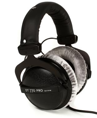 Beyerdynamic DT 770 PRO 250 ohm Closed-back Studio Mixing Headphones