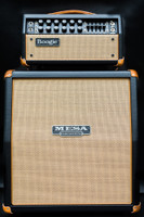 Mesa Boogie Mark 5 25 Head Black Taurus & Tan Jute Grill - Custom Design