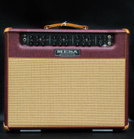 Mesa Boogie Triple Crown Combo Vintage Bordeaux & Cream Tan Grill - TC50