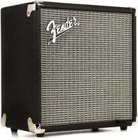 Fender Rumble 15-Watt Bass Combo Amplifier