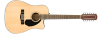 Fender CD-60SCE-12 String, Dreadnought