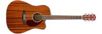 Fender CD-140SCE, Deadnought - All Mahogany