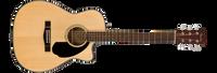 Fender CC-60SCE, Concert