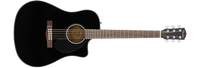 Fender CD-60SCE, Dreadnought
