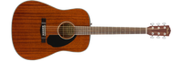 Fender CD-60S, Deadnought All Mahogany