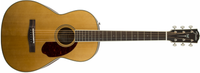 Fender PM-2 Standard Parlor, Natural (With Case)
