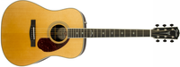 Fender PM-1 Deluxe Dreadnought, Natural (With Case)