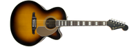 Fender Kingman Jumbo SCE with Case