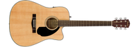 Fender CD-60SCE, Dreadnought , Natural