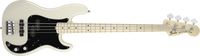 Fender Tony Franklin Fretted Precision Bass, Maple Fingerboard, Olympic White