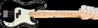Fender American Pro Precision Bass, Maple Fingerboard, Black