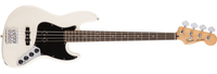 Fender Deluxe Active Jazz Bass, Rosewood Fingerboard, Olympic White