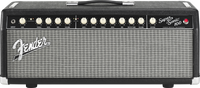 Fender Super-Sonic 100 Head, Black/Silver
