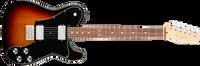 Fender American Pro Telecaster Deluxe Shawbucker, Rosewood Fingerboard, 3-Color Sunburst