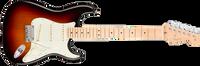 Fender American Pro Stratocaster, Maple Fingerboard, 3-Color Sunburst