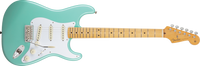 Fender Classic Series 50s Stratocaster, Maple Fingerboard, Surf Green