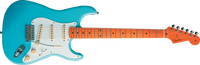 Fender Classic Series 50s Stratocaster, Maple Fingerboard, Daphne Blue