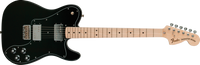 Fender Classic Series 72 Telecaster Deluxe, Maple Fingerboard, Black