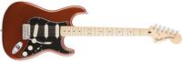 Fender Deluxe Roadhouse Stratocaster, Maple Fingerboard, Classic Copper
