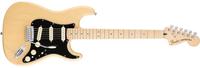 Fender Deluxe Stratocaster, Maple Fingerboard, Vintage Blonde
